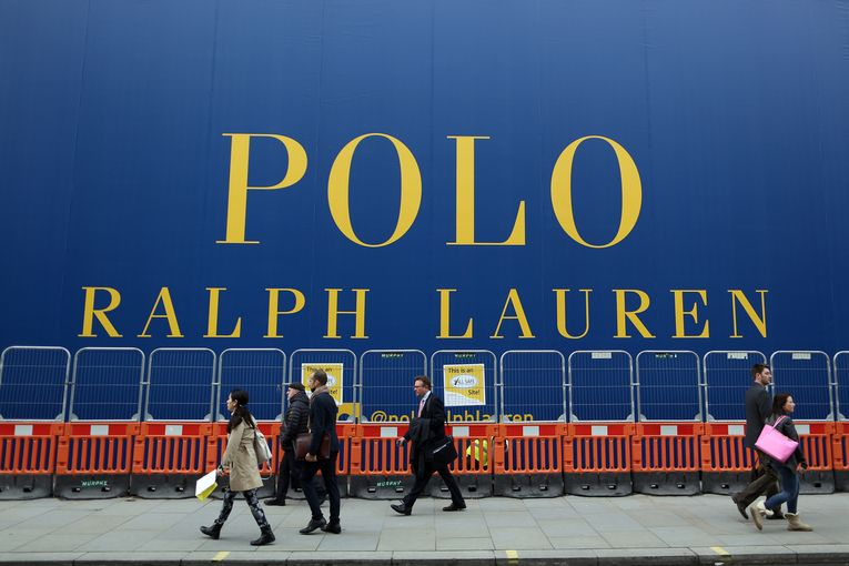 Ralph Lauren sales rise, thanks to fresh marketing and bigger budgets