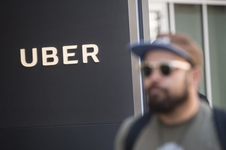An online referral list of Uber's recently laid off marketers reveals its cuts