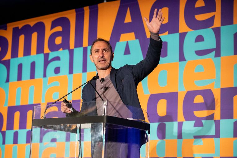 David Droga explains why he sold to Accenture, his desire not to 'cash out'