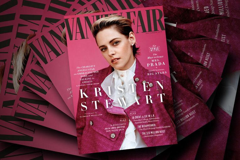 Kristen Stewart fronts the September Vanity Fair