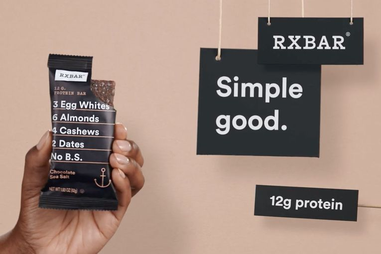 RXBar ends Ice-T campaign, shifts marketing message from 'No B.S.' to 'simple good'
