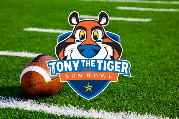 Kellogg's Frosted Flakes is title sponsor of the renamed Tony the Tiger Sun Bowl