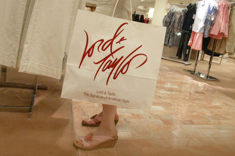 Fashion rental startup Le Tote buys Lord & Taylor