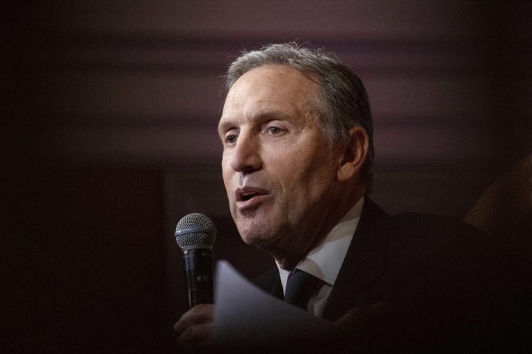 Starbucks' Howard Schultz decides not to run for president
