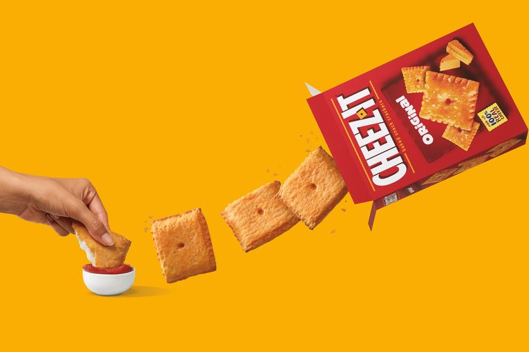 Here comes the Pizza Hut and Cheez-It mashup no one asked for