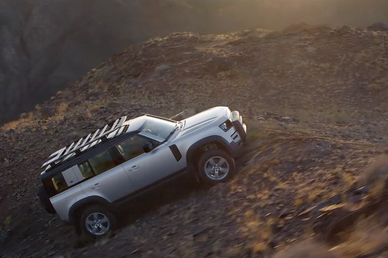 Land Rover: Land Rover Defender Launch