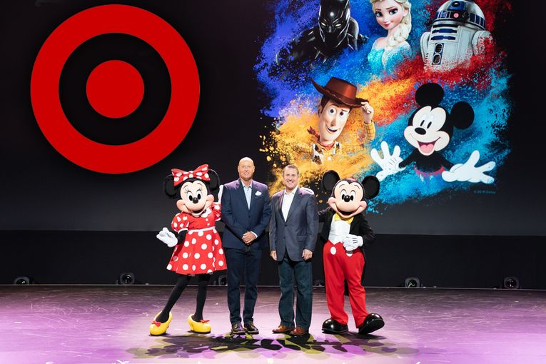 Target and Disney team up on media offering for advertisers