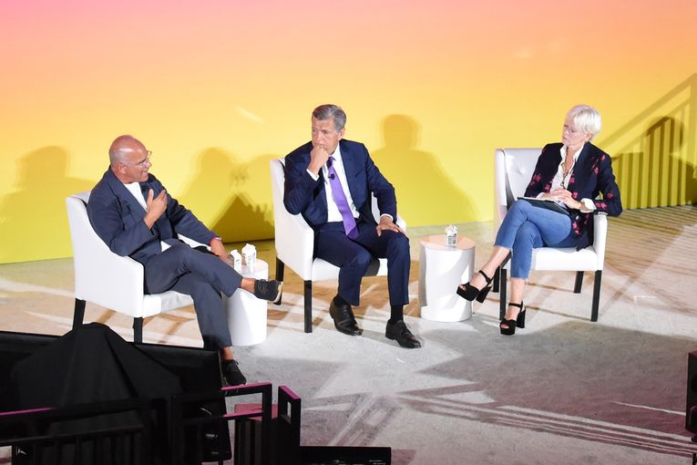 What you missed at Day One of Advertising Week: Tuesday Wake-Up Call
