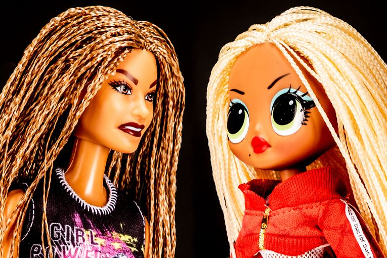 The race is on to be this holiday's hottest doll, with billions at stake