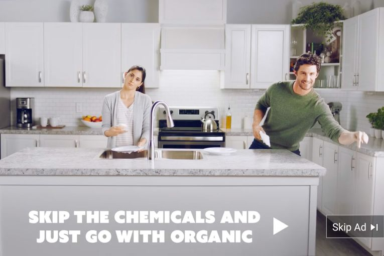 More than 100 organic brands are encouraging you to skip this annoying 30-minute ad