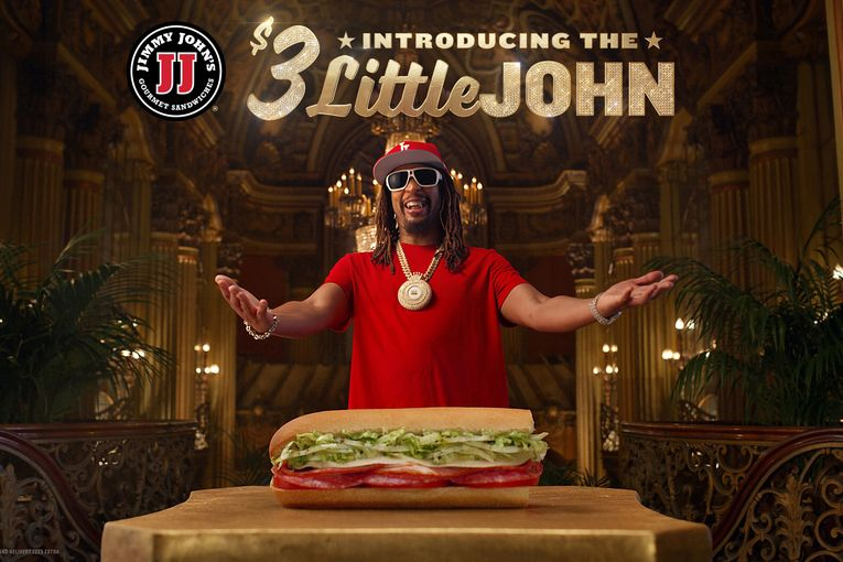 Jimmy John's: Little John