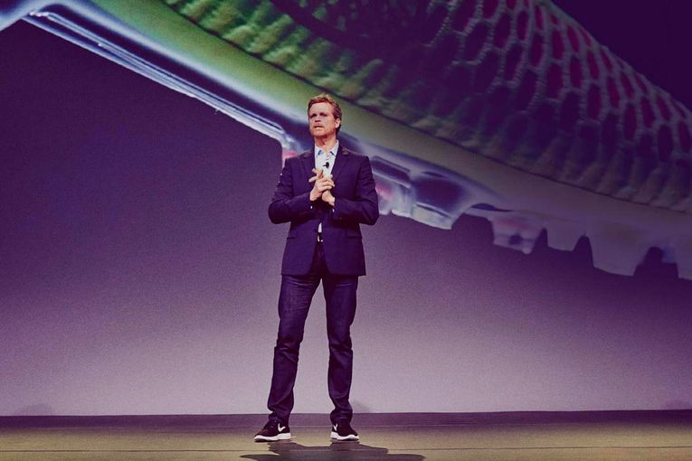Nike CEO Mark Parker to step down, replaced by EBay veteran