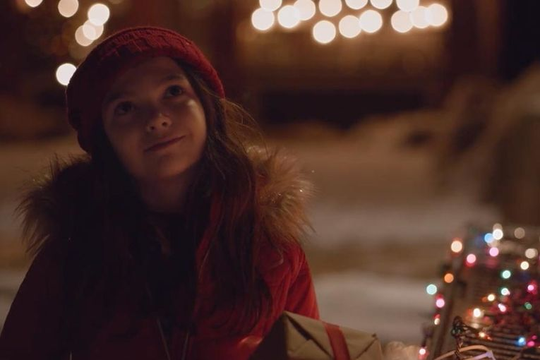See Macy's try a new twist on Santa as the department store pushes its 'Believe' holiday message