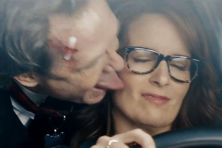 Tina Fey takes the driver's seat in Allstate's new Mayhem spots