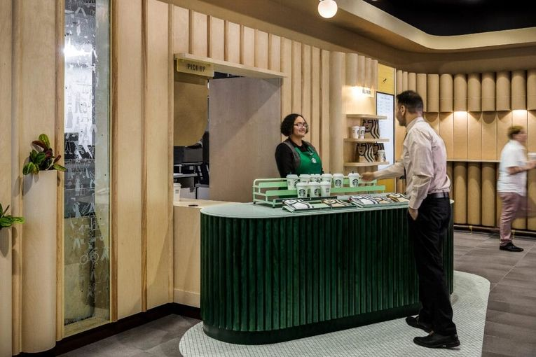 Starbucks is opening a New York City micro-cafe without menu boards