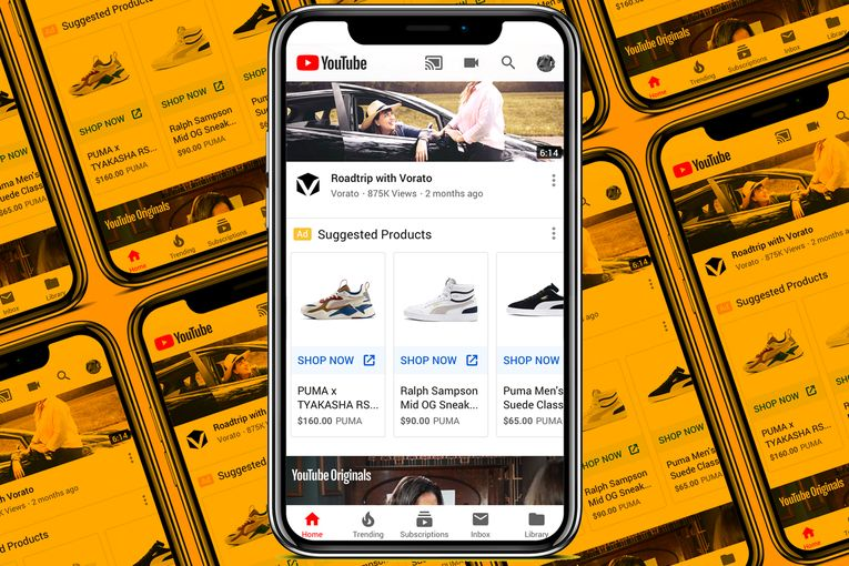 YouTube debuts 'Shopping' ads in time for holidays