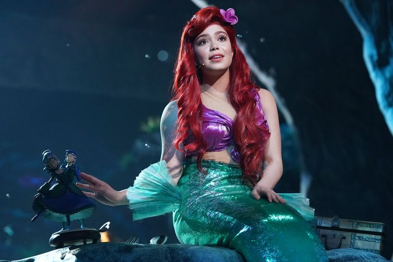 ABC's 'Little Mermaid Live' reminds 9 million viewers Disney Plus is coming