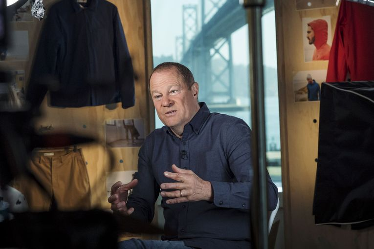 Gap CEO out, done in by fashion missteps and fading brands