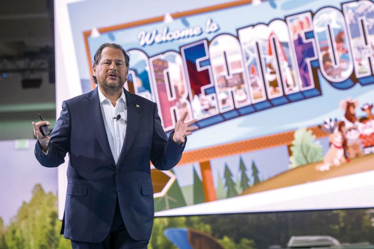 What to expect at Salesforce Dreamforce