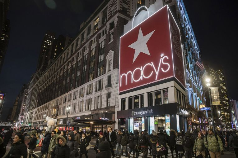 Macy's reveals website hack just as holiday shopping begins