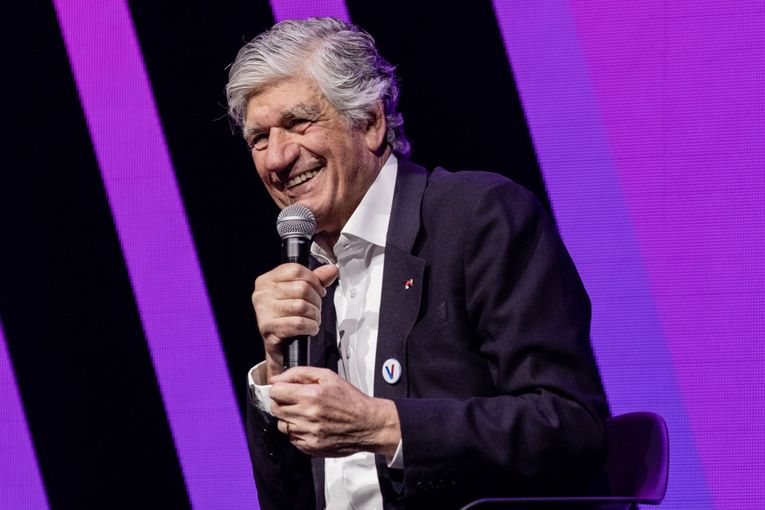 Maurice Levy to become WeWork's interim chief marketing and communications officer