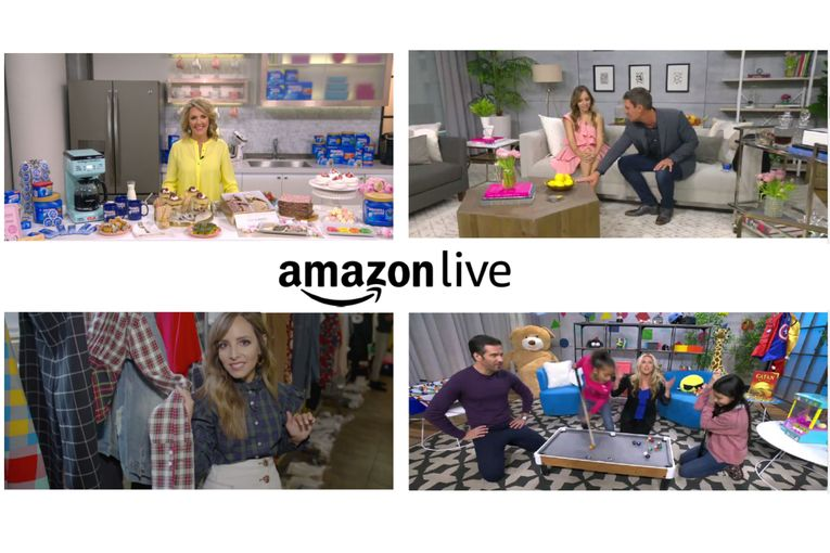 An exclusive look at Amazon Live's pitch deck to brands