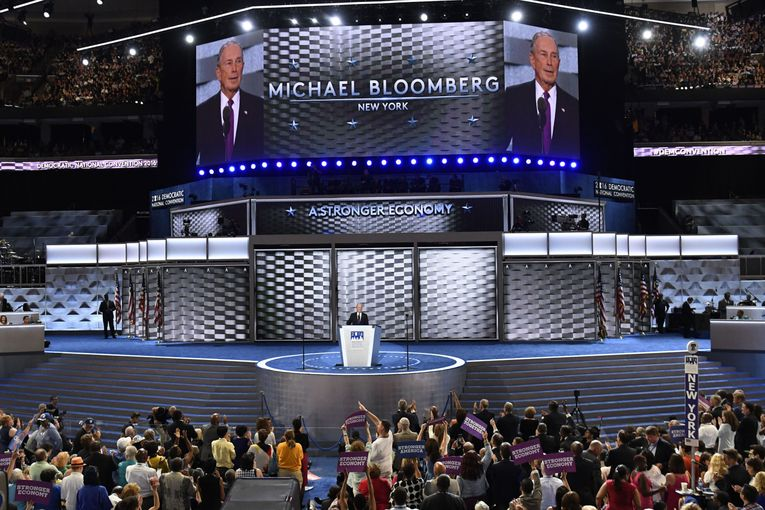 Mike Bloomberg closes in on $100M in campaign ad spending