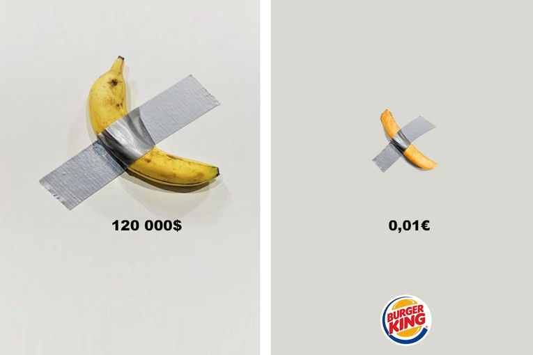 Burger King: Be Careful What You Swallow