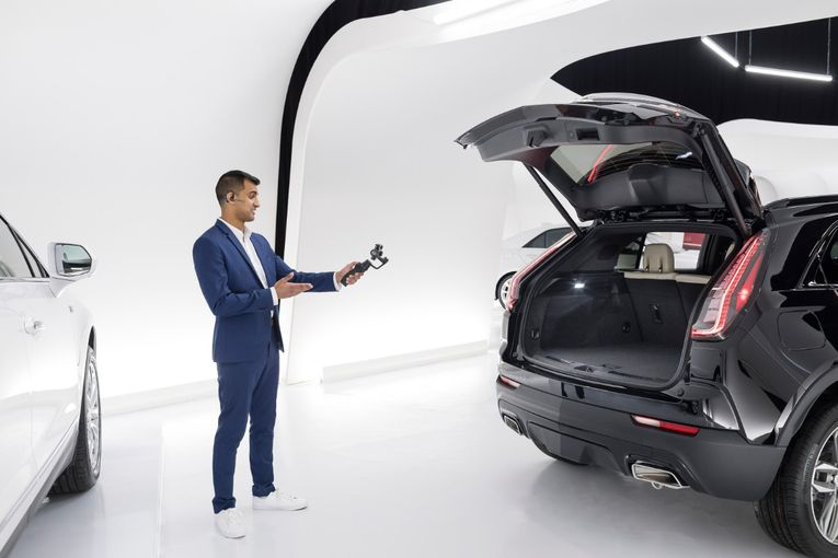 Cadillac's new digital showroom aims to get people into physical dealerships