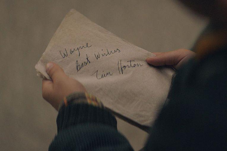 Tim Hortons: The Autograph