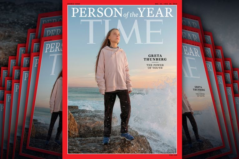 Greta Thunberg is Time's Person of the Year