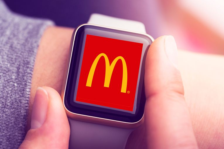 McDonald's just signed a supersized deal for mobile-payments processing
