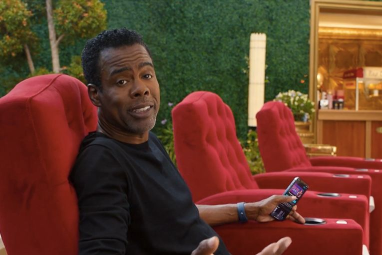 Chris Rock reminisces about the slowness of life before Apple iPhone 12 and Verizon 5G
