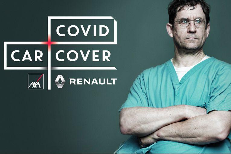Renault/AXA: Covid Car Cover