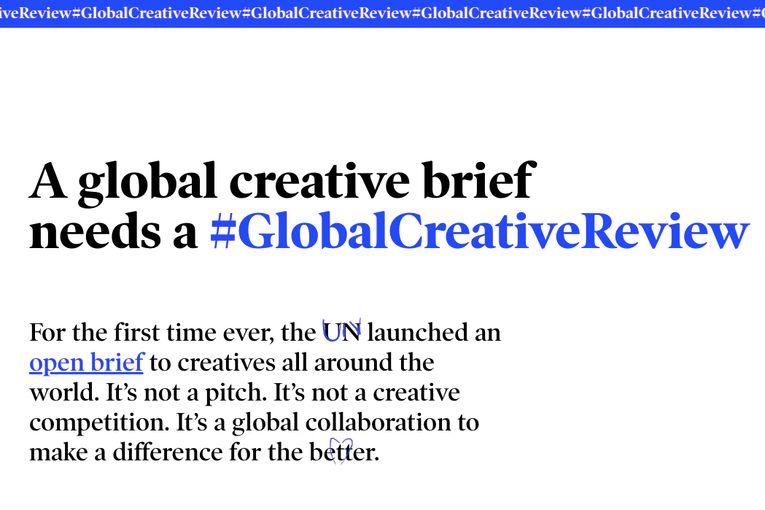 UN: Global Creative Review