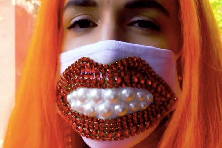 Pinterest: Make a Statement Mask