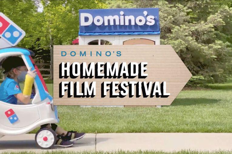 Domino's: Homemade Film Festival