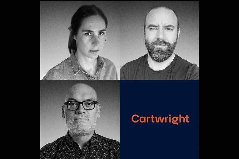 Cartwright bolsters its leadership with vets from Anomaly, 72andSunny and Grey
