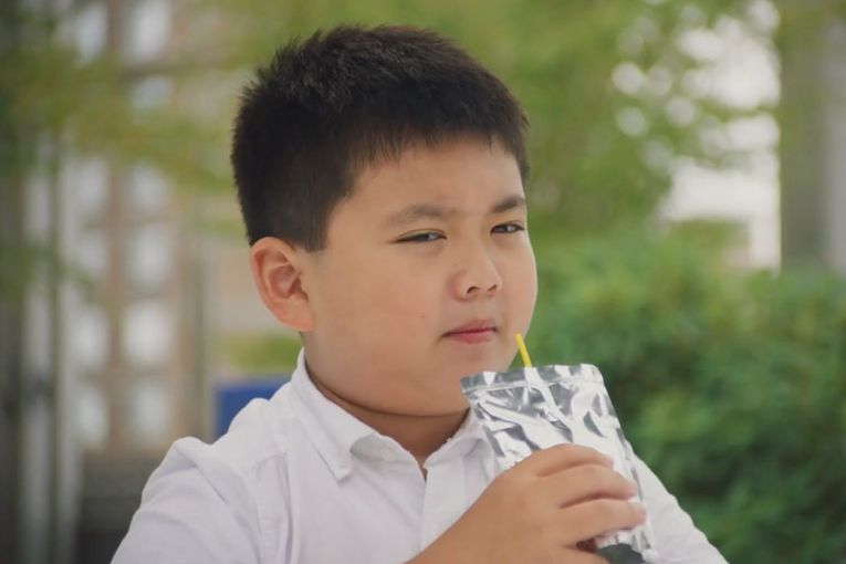 Capri Sun 'pranks' school kids with water in Greg Hahn's first work out of Mischief