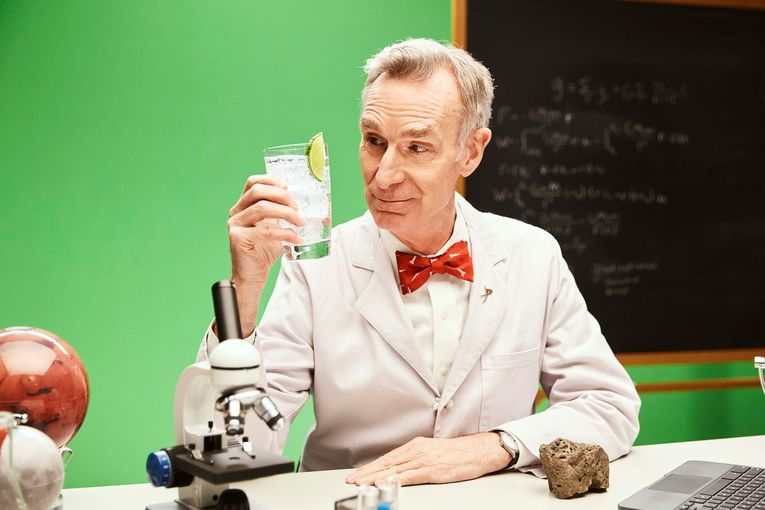 SodaStream taps Bill Nye the Science Guy to tease its Super Bowl ad
