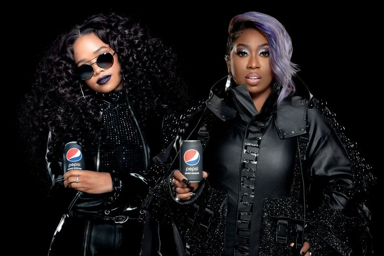 Missy Elliott and H.E.R. star in Pepsi's Super Bowl ad