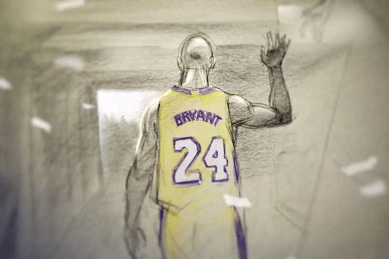 Remembering Kobe Bryant off the court—in marketing and film