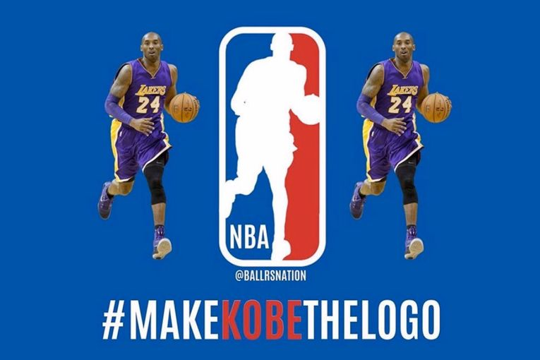 Petition to make Kobe Bryant the new NBA logo tops 2 million signatures