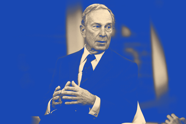 Agency vets rally around Bloomberg political campaign