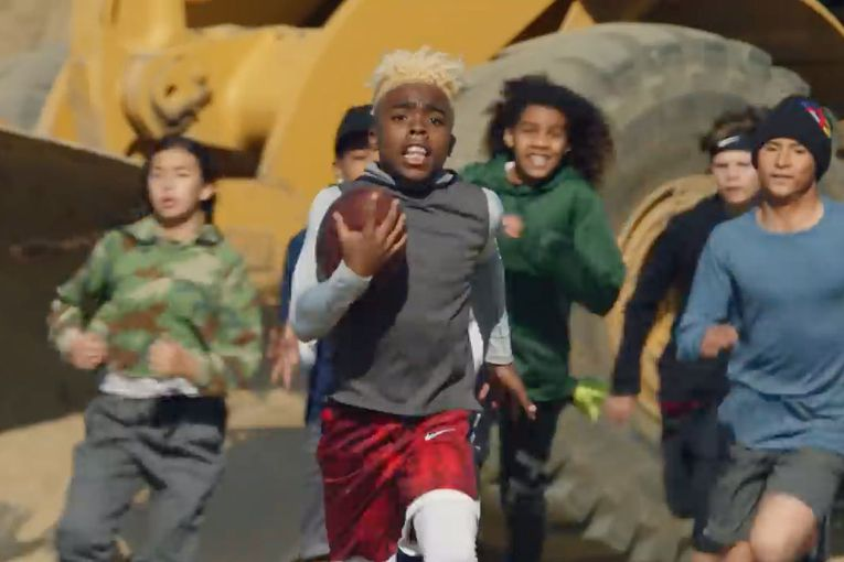 NFL: The Next 100 Super Bowl ad
