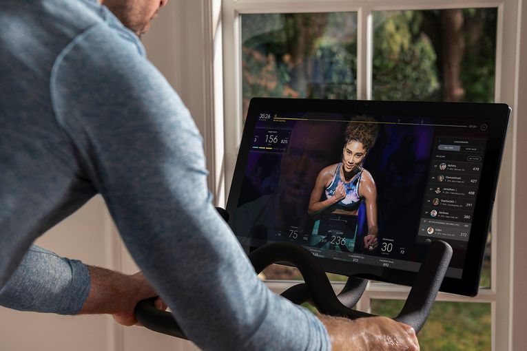 'Peloton Wife' helped spur holiday sales for the fitness brand
