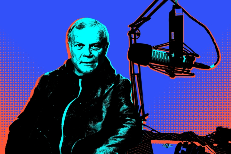 Martin Sorrell at 75: 'Create, burn, destroy and start again'