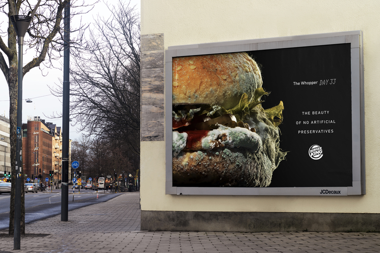 Brands line up to respond to Burger King's moldy Whopper campaign