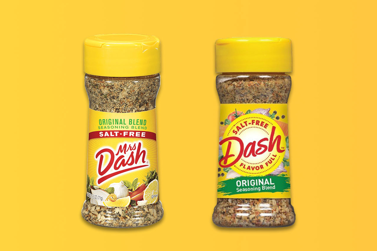 Mrs. Dash is dropping 'Mrs.' from its name
