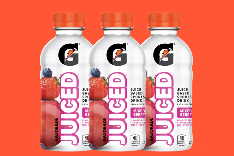Gatorade targets tweens with new 'Juiced' variety